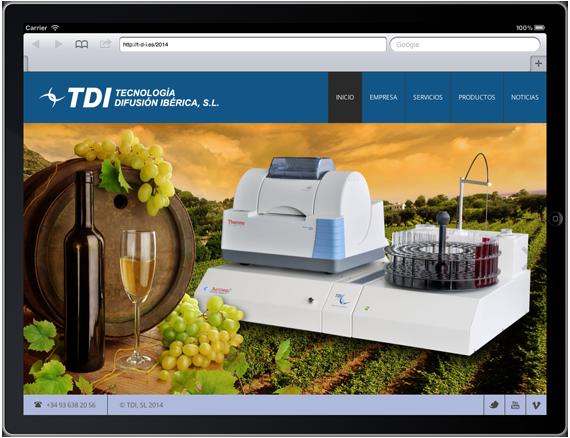 Web TDI 2014